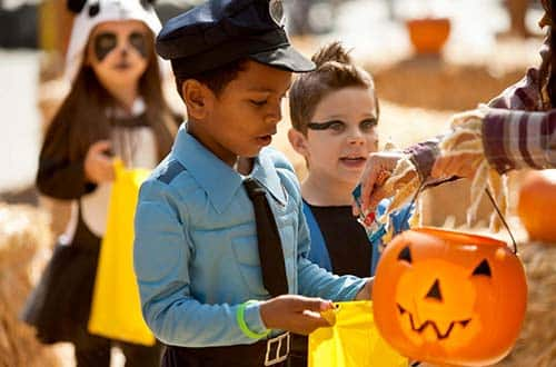 A Spike in Pedestrian Accidents on Halloween