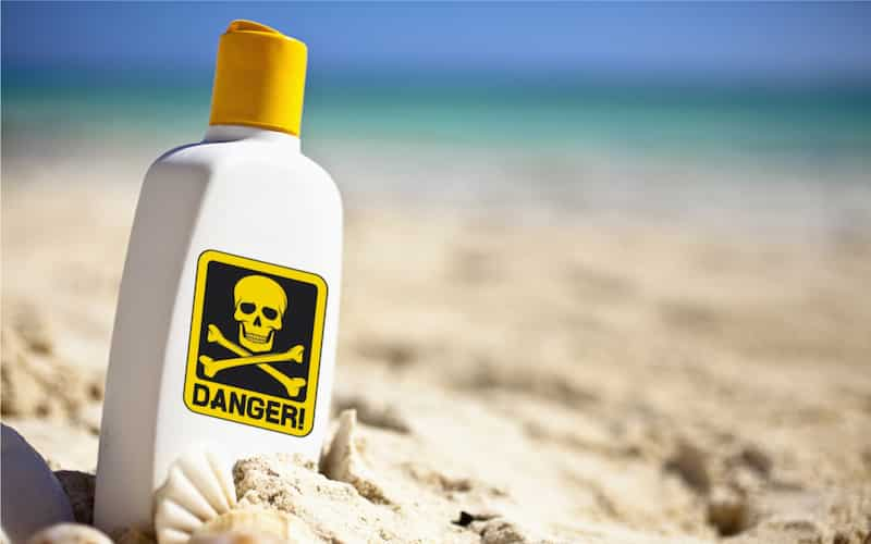 Sunscreens That Don't Work