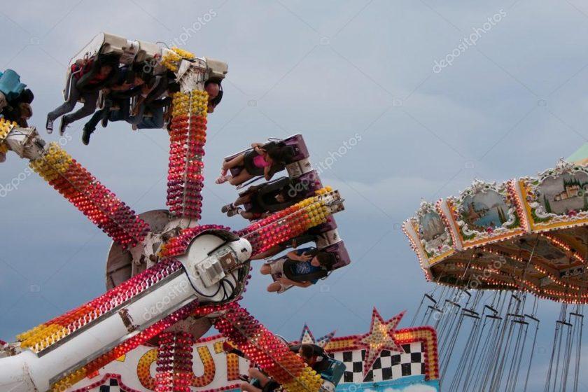 Amusement Park Ride Dangers