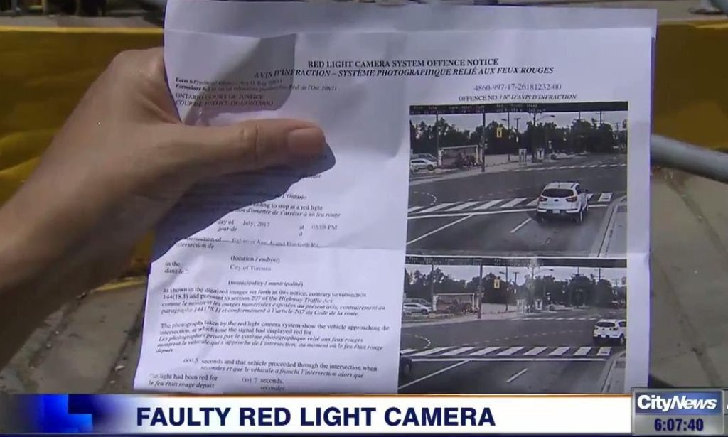 How Much Is A Red Light Ticket >> Red Light Camera Outrage Siler Ingber Llp