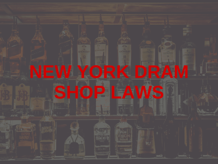 New York Dram Shop Laws