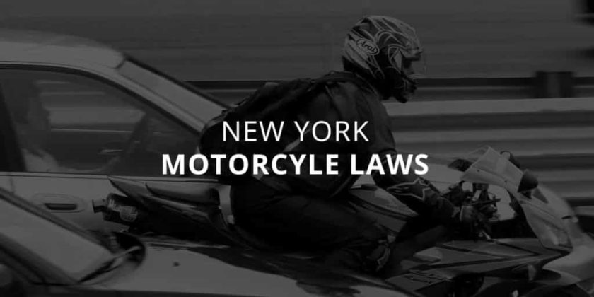 New York Motorcycle Laws