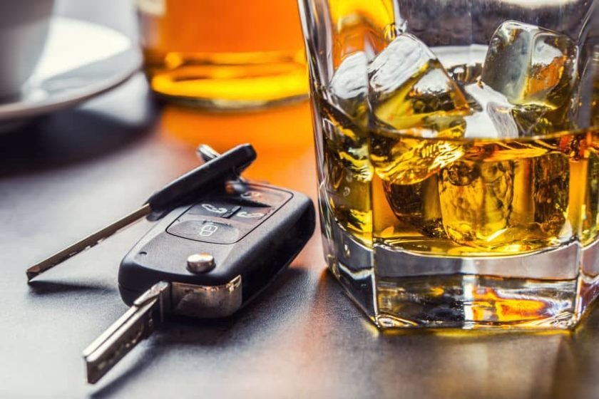 Drinking and Driving on Labor Day- Don't Take A Chance