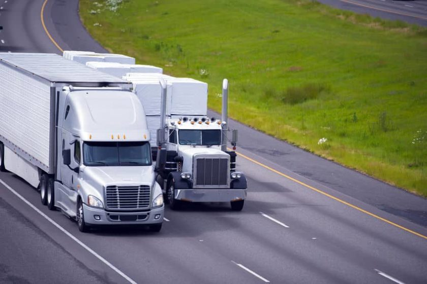 Why Long-Haul Truckers Are At Higher Risk of Motor Vehicle Accidents