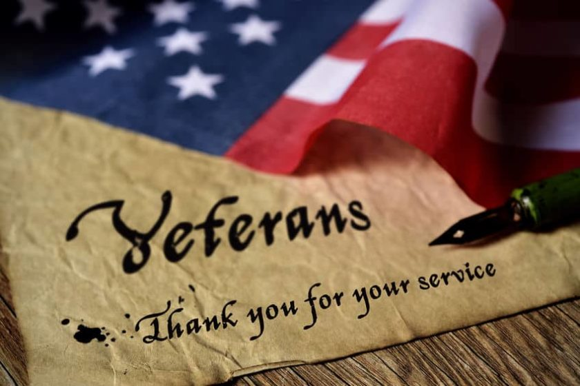 Veterans Day: Freebies and Deals For Vets!