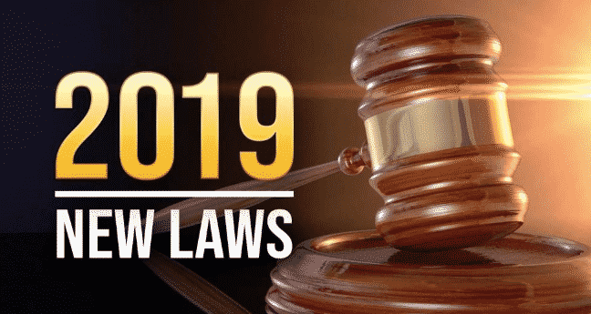 Top New NY Laws Of 2019