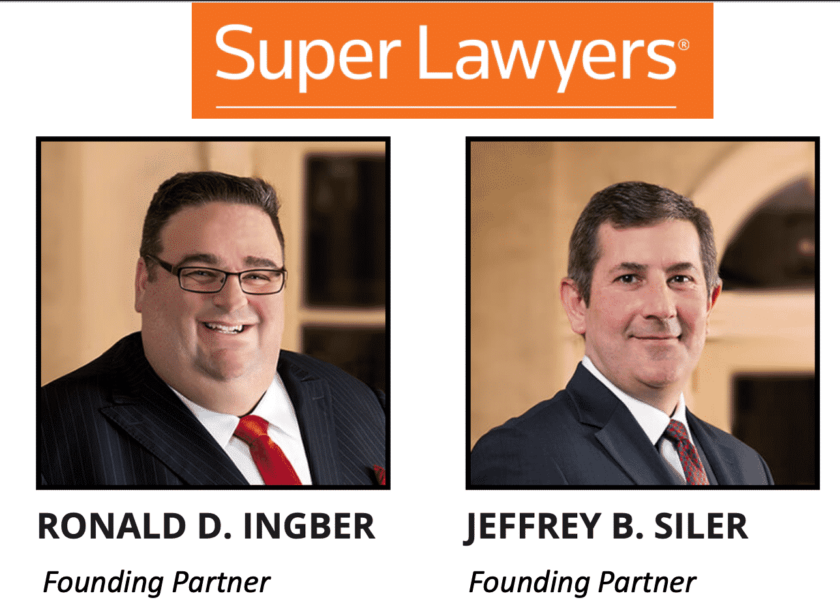 SILER AND INGBER LLP PARTNERS NAMED 2020 SUPER LAWYERS
