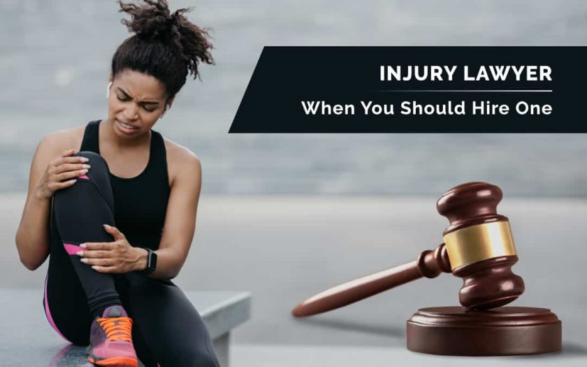 Injured and Seeking Claim? – Compelling Reasons to Get a Personal Injury Lawyer