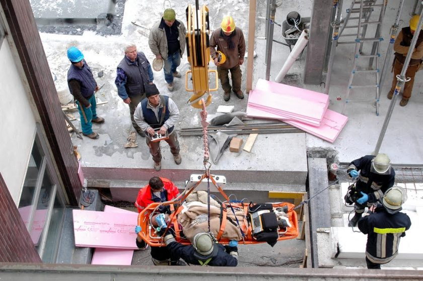 Accident at a Construction Site – Trends, Causes, and Workers' Rights